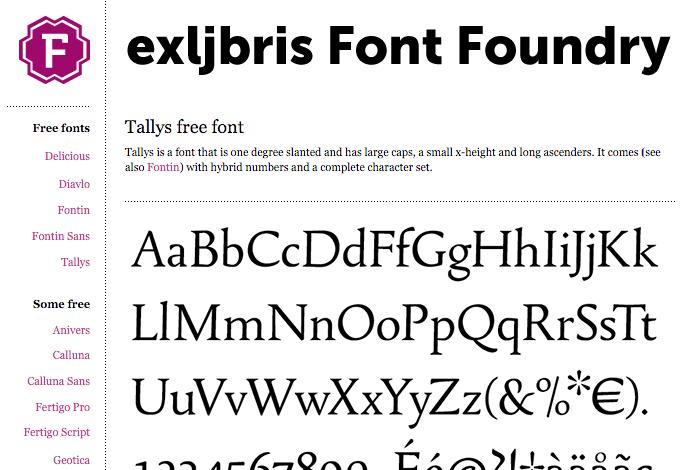 typographie-webdesign