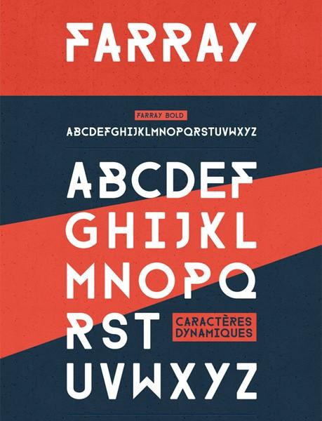 free-fonts-2014-farray