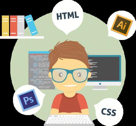 Webdesigner freelance, 10 années d'expertise - Spécialste en intégration