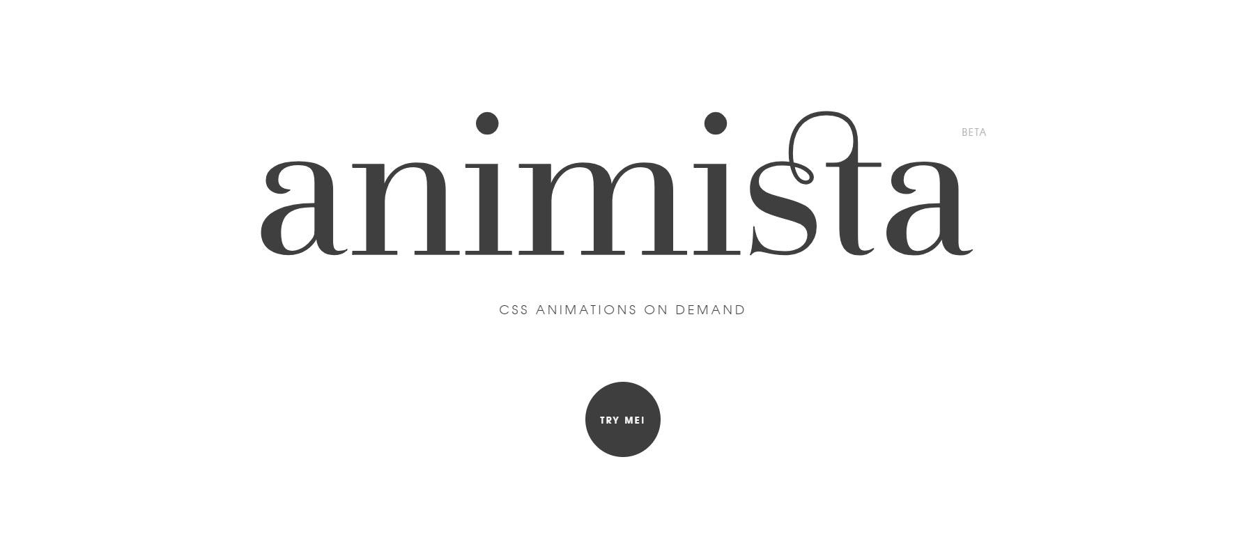 Générer rapidement des animations css3 pour vos sites internet