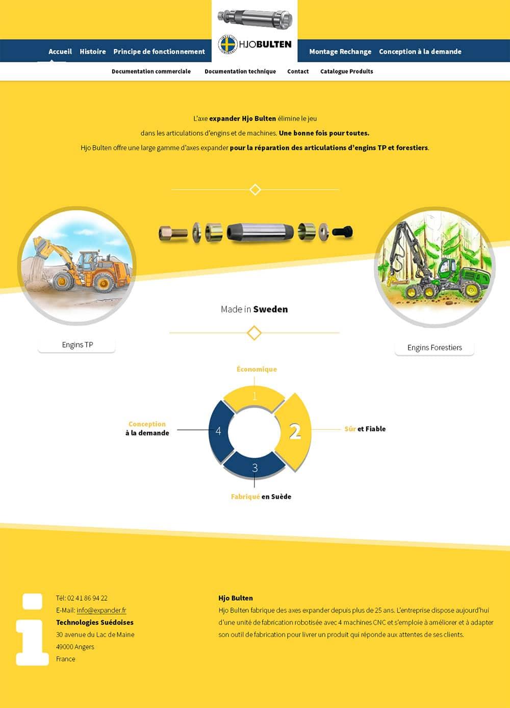 Conception graphique par Webdesigner freelance