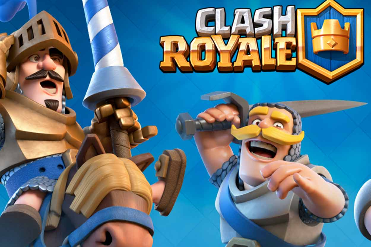 Fan Art Clash Royale - Illustrateur Motion designer freelance