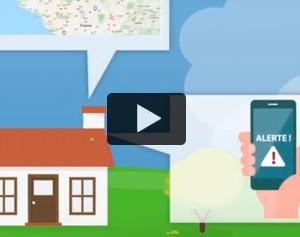 Vidéo d'animation - Vision Drone