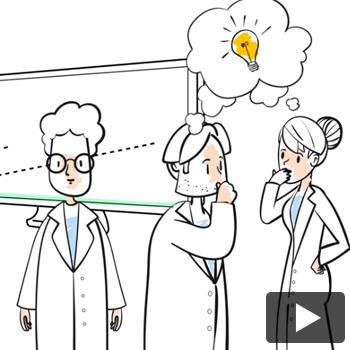 INRIA Espace Login - vidéo d'animation